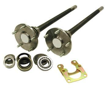 """Rear Axle parts - Axle Kit - Rear - USA Standard Gear - Ford 9"""" Bronco axle kit, '76-'77, 28 spline"""
