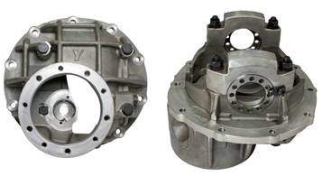 "Drivetrain and Differential - Dropouts - Yukon Gear & Axle - Ford 9"" Yukon 3.812"" aluminum case, HD dropout housing"