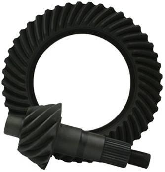 "General Motors - OEM GM 10.5"" 14 bolt truck ring & pinion set, 4.56 ratio"