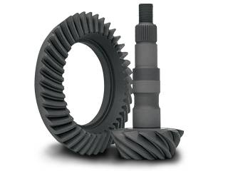 Drivetrain and Differential - Ring & Pinion Sets - Richmond Gear - GM 10 BOLT 8.6 4.33 2010 CAM