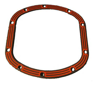 Dana 30 - Axles - Lube Locker - Lube Locker cover gasket for Dana 30