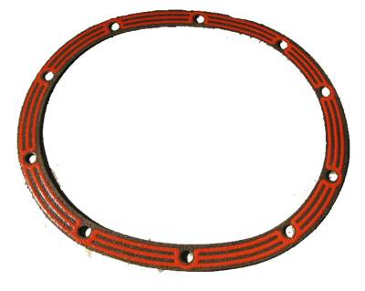 Dana 35 - Lockers and differentials - Lube Locker - Lube Locker cover gasket for AMC Model 35