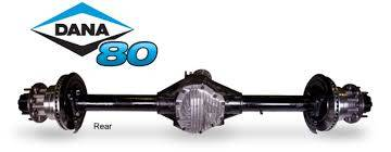 Shop by Category - Drivetrain and Differential - Dana 80