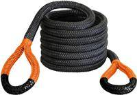 "Toyota Parts - Toyota Accessories - Bubba Rope - Bubba Rope Big Bubba Recovery Rope 1-1/4""x 30'"
